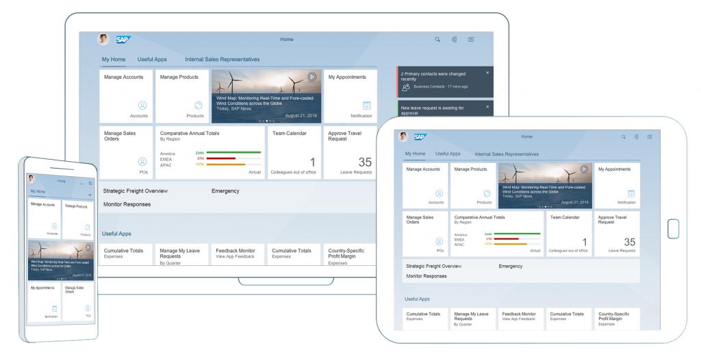 Advantages to moving your SAP Portal to the SAP Cloud Platform | Spyvee